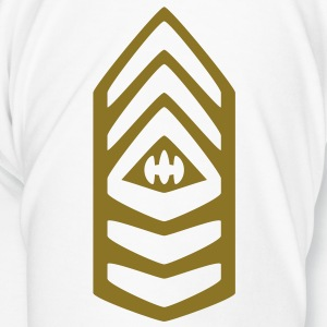 Insignia Sergeant of the Army T-Shirts - Men's Premium T-Shirt