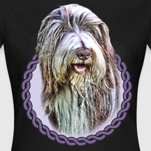 Bearded Collie 001 T-Shirts - Women's T-Shirt