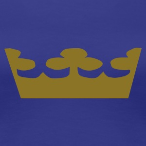 Swedish Crowns, Sweden, Kronen, Crowns, Sverige, www.eushirt.com T-Shirts - Women's Premium T-Shirt