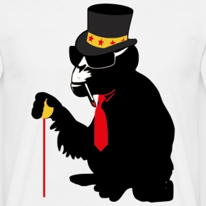 business monkey T-Shirts - Männer T-Shirt