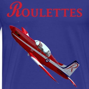 Roulettes PC-9 T-shirt - Men's Premium T-Shirt