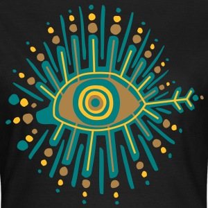 El Ojo-Animal por Cheerful Madness!! Camisetas - Camiseta mujer