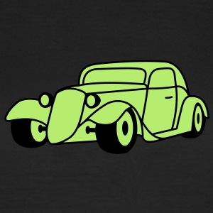 2 colors - Hot Rod Oldtimer Custom Cars Automobil Tuning T-shirts - Dame-T-shirt