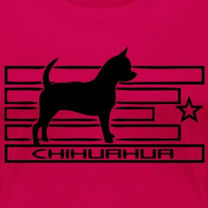 - www.dog-power.nl - CG -  - Premium-T-shirt dam