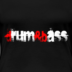 rum n ass - Frauen Premium T-Shirt
