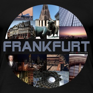 CITY-COLLECTION FRANKFURT T-SHIRT (Women) - Frauen Premium T-Shirt