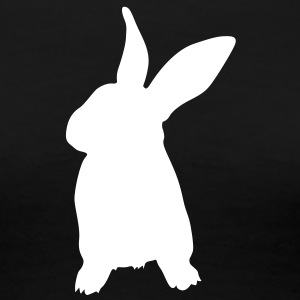 White rabbit - Women's Premium T-Shirt