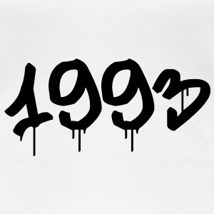 Graffiti : 1993 T-Shirts - Frauen Premium T-Shirt