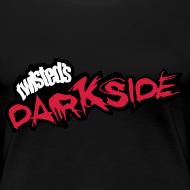 Design ~ Women's Girlie T-Shirt (Twisted's Darkside) PICK COLOUR