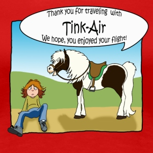 Tink-Air T-Shirts - Frauen Premium T-Shirt