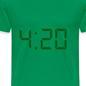 4:20 Digital T-Shirts - Men's Premium T-Shirt