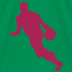 Men basketball - Camiseta premium hombre