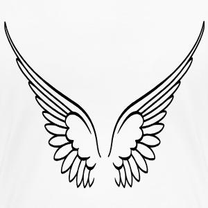 suchbegriff engelsfl gel t shirts spreadshirt. Black Bedroom Furniture Sets. Home Design Ideas