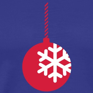 Schneekugel | Snowy ball T-Shirts - Men's Premium T-Shirt