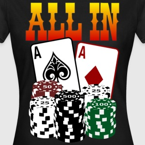 ALL IN T-Shirts - Frauen T-Shirt