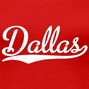 Dallas T-Shirt - Frauen Premium T-Shirt