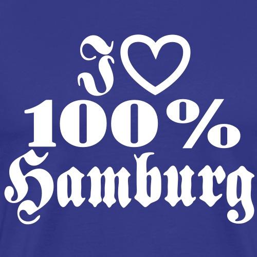 I love 100% Hamburg 1c / Herz