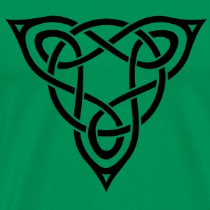 triquetra variation - Men's Premium T-Shirt