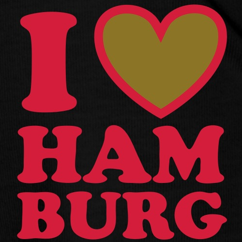 I Love Hamburg Herz 2c