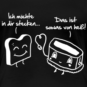 Toast & Toasty T-Shirts - Frauen Premium T-Shirt