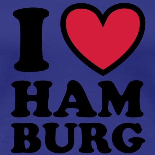 I Love Hamburg Herz 2c