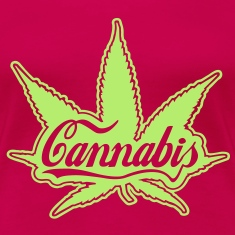 cannabis  Tee shirts