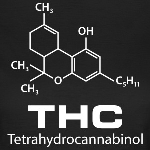 thc T-Shirts - Frauen T-Shirt