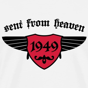 sent from heaven 1949 T-Shirts - Männer Premium T-Shirt