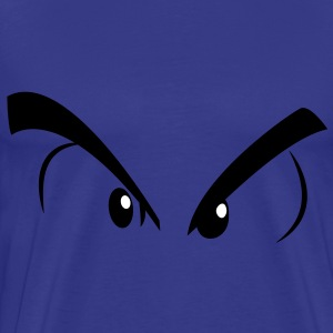 Bad Eyes Men's T-shirt - Men's Premium T-Shirt