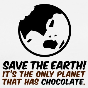Save The Earth 2 (2c)++ T-skjorter - Premium T-skjorte for menn