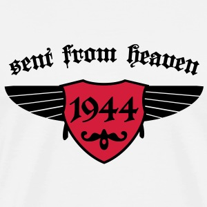 sent from heaven 1944 T-Shirts - Männer Premium T-Shirt