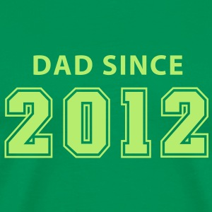 DAD SINCE 12 T-Shirt GG - Premium T-skjorte for menn