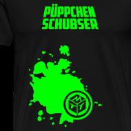 Motiv ~ Püppchen Schubser   T-Shirt XXL