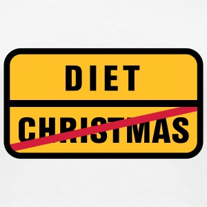 Christmas | Diet T-Shirts - Women's Premium T-Shirt