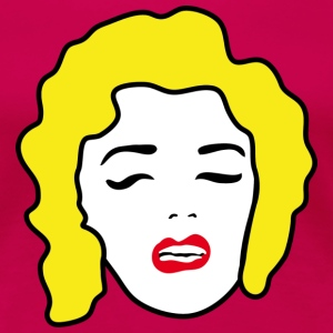 Pop Art T-Shirts - Women's Premium T-Shirt