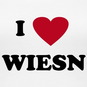 I love Wiesn T-Shirts - Frauen Premium T-Shirt