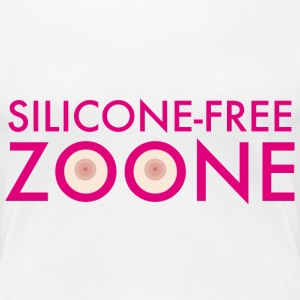 Silicone Free Zoone T-Shirts - Women's Premium T-Shirt