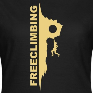 Freeclimbing - Women's T-Shirt