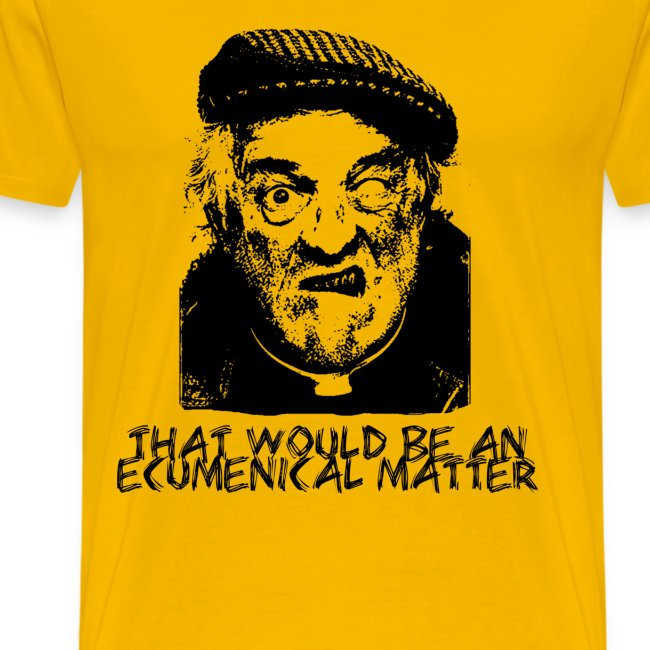 Father Jack - ECUMENICAL MATTER