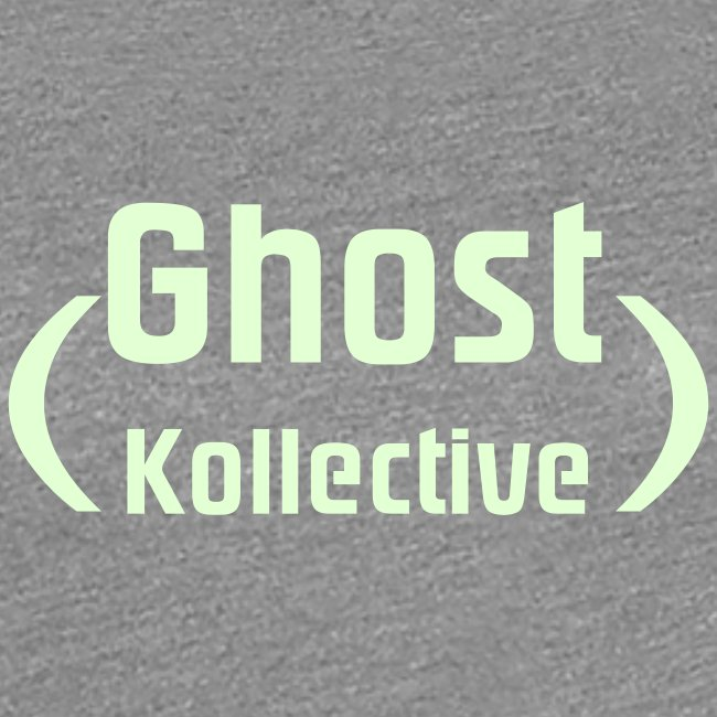 Girlie t' with glow-in-the-dark logo