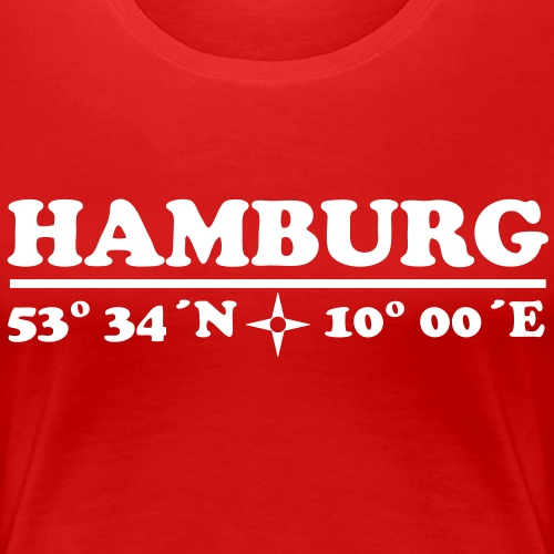 Hamburg Koordinaten 1c Längengrad Breitengrad