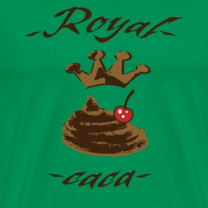 ROYAL CACA - T-shirt Premium Homme