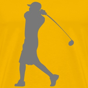 Golf T-shirt - Men's Premium T-Shirt