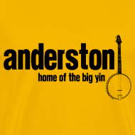 Design ~ Anderston, Home of the Big Yin