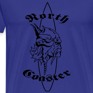 North Coaster Viking T-Shirts - Men's Premium T-Shirt