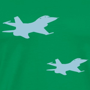 Pair of F-16's - Men's Premium T-Shirt