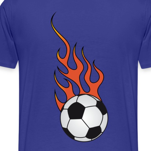 football soccer flaming 2