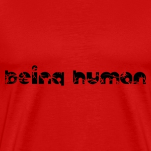 Being human T-shirt - Premium-T-shirt herr