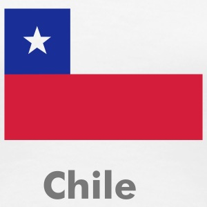 Chile - Frauen Premium T-Shirt
