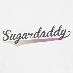Sugardaddy - Männer T-Shirt